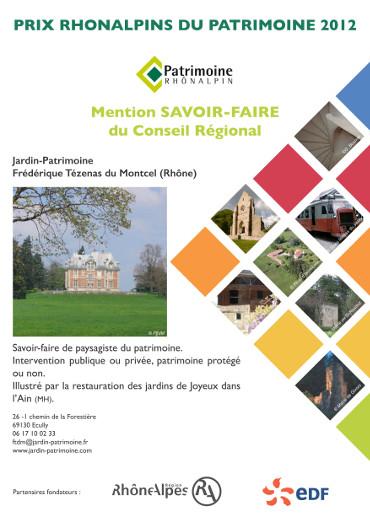 Savoir-Faire 2012