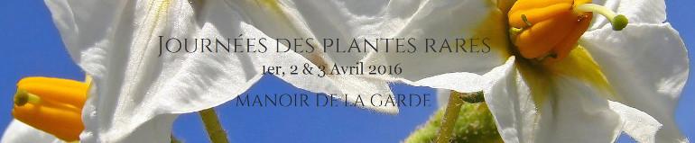 Jardin-Patrimoine vous accueillera sur son stand...