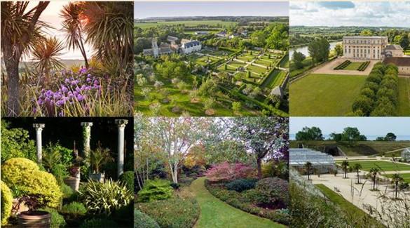 cet t 2016 expo sur les plus beaux jardins de normandie. Black Bedroom Furniture Sets. Home Design Ideas