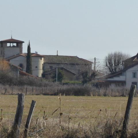 Valorisation d'un centre bourg patrimonial - Tourdan (38)