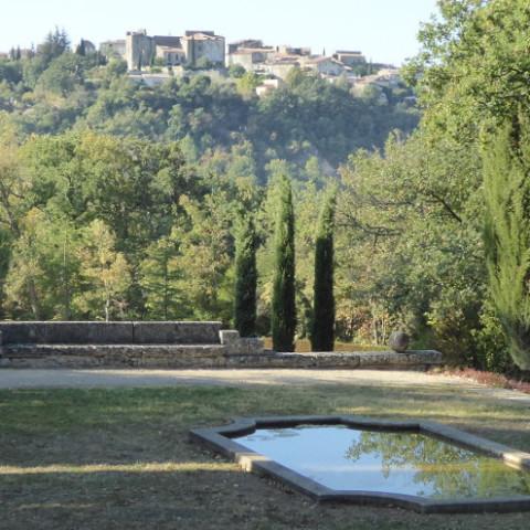 Plan de gestion du parc de Pradines - Grambois (84)