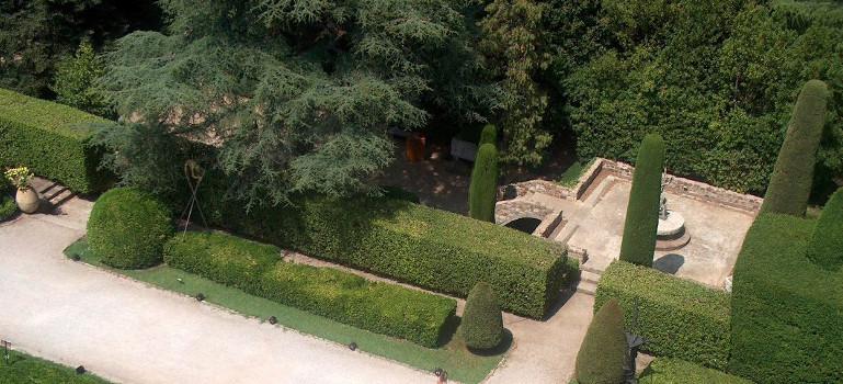 La Napoule-Jardin de Marie Clews
