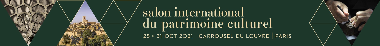 Salon international des patrimoine culturel, Carrousel, Louvre, Paris